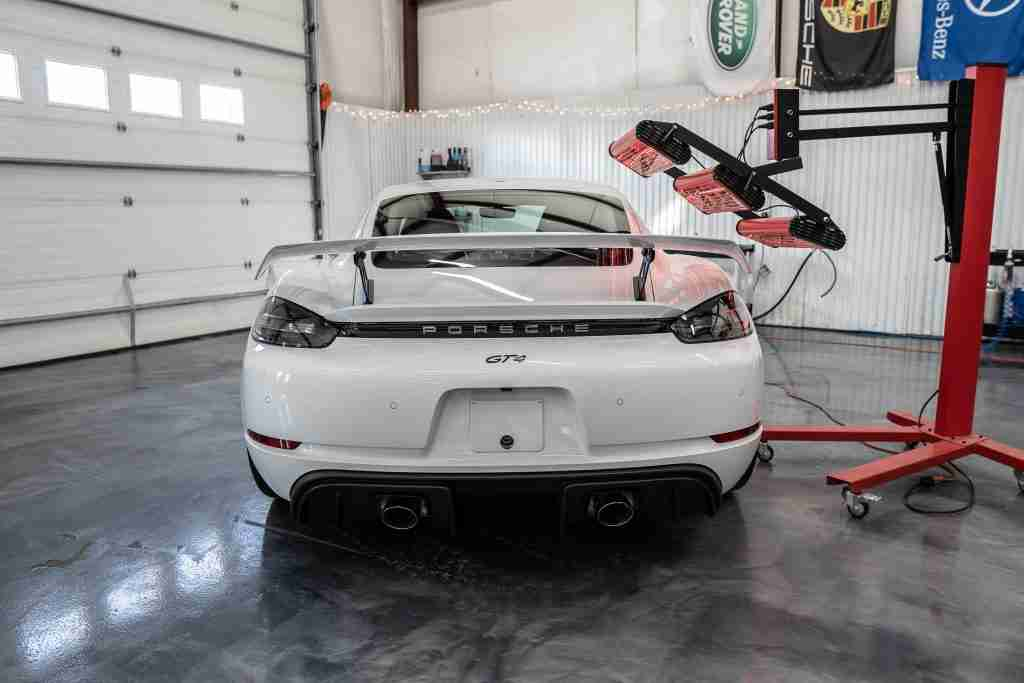ceramic coatings are light years beyond any wax