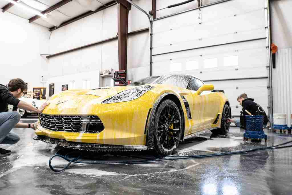 Trust Detail Driven to give your vehicle the luxury wash it deserves