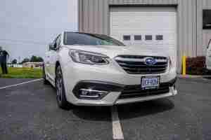 maintenance detail is great for vehicles that already have paint protection and ceramic coatings