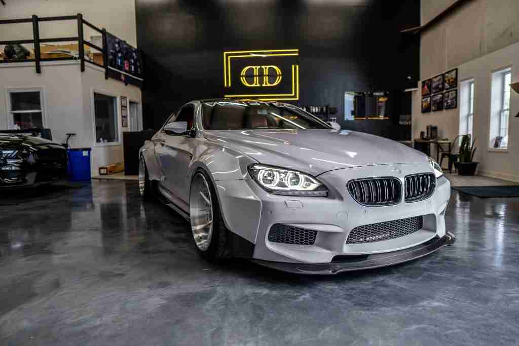 A vinyl wrap can give your vehicle the image you want